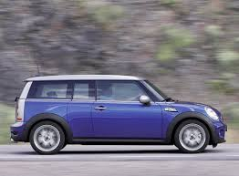 mini cooper estate