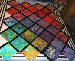 batik quilting