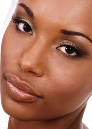 make up for dark skin women
