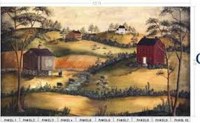 country murals