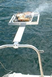 boat barbeque