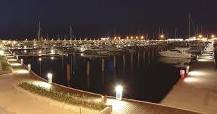 marine pontoon