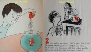dr seuss fish book