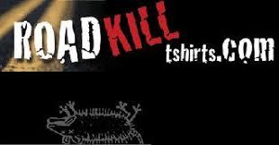 roadkill t shirts