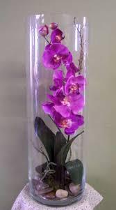 flower arrangements with orchids