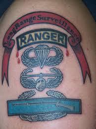 army ranger tattoos