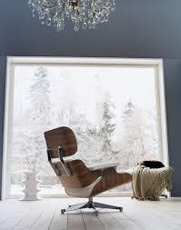 eames lounge chair white