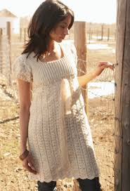 crochet dress patterns for women