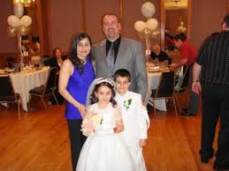 first holy communion party