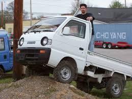 4x4 mini trucks