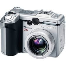 canon power g6