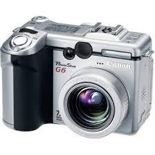g6 canon