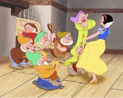 dwarfs dancing