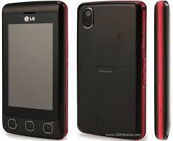 lg kp 500 mobile phone