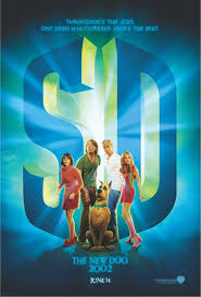 scooby doo movie posters