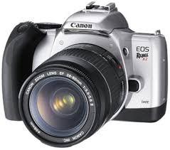 canon rebel film cameras