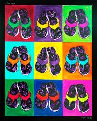 andy warhol pop art paintings