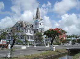 guyana city