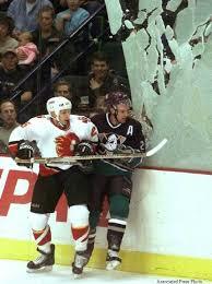 big hockey checks