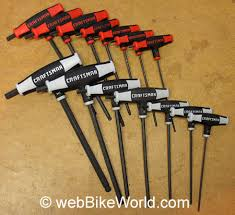 allen wrench sets