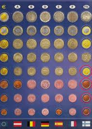 euro coins collection