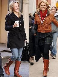 gossip girl boots