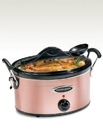 6 quart slow cookers