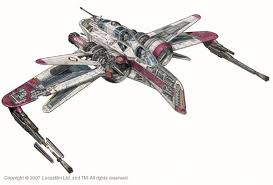 star wars arc fighter