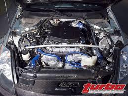nissan 350z twin turbo