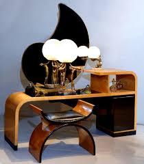 art deco stool