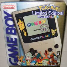 pokemon gameboy color