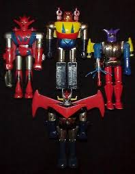shogun warriors toys