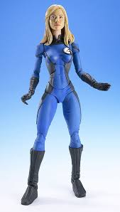 invisible woman action figure