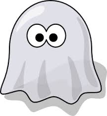 clip art ghosts
