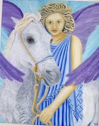 pegasus paintings