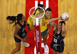 Netball Test Series: Game