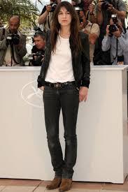 charlotte gainsbourg fashion