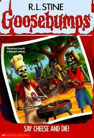 rl stine goosebumps books