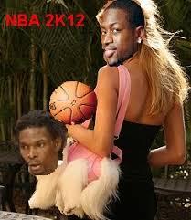 pre-release for NBA 2k12
