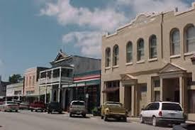 Downtown Bastrop Texas