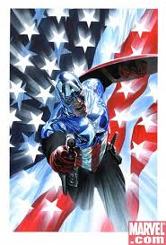 captain america new