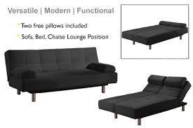 black sofabed