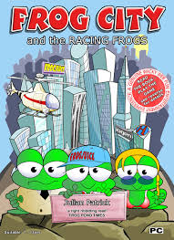 frogs book
