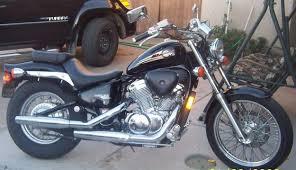 2002 honda shadow vlx 600