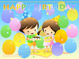 happy birthday for children