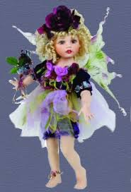 fairy porcelain doll