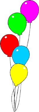 balloons gif