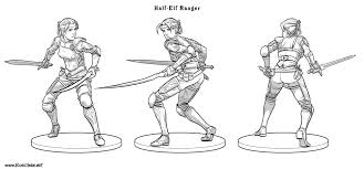 dungeons and dragons mini
