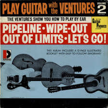 play guitar with the ventures