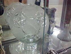 glass footballs